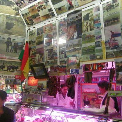 Mercado de Algeciras.