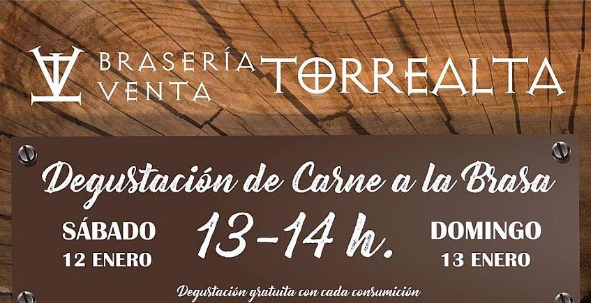12 y 13 de enero. Puerto Real. Degustación de carne a la brasa