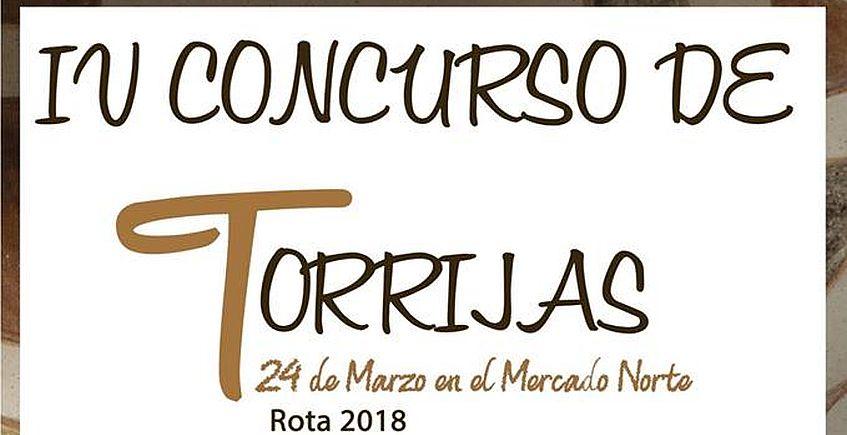 24 de marzo. Rota. IV Concurso de Torrijas