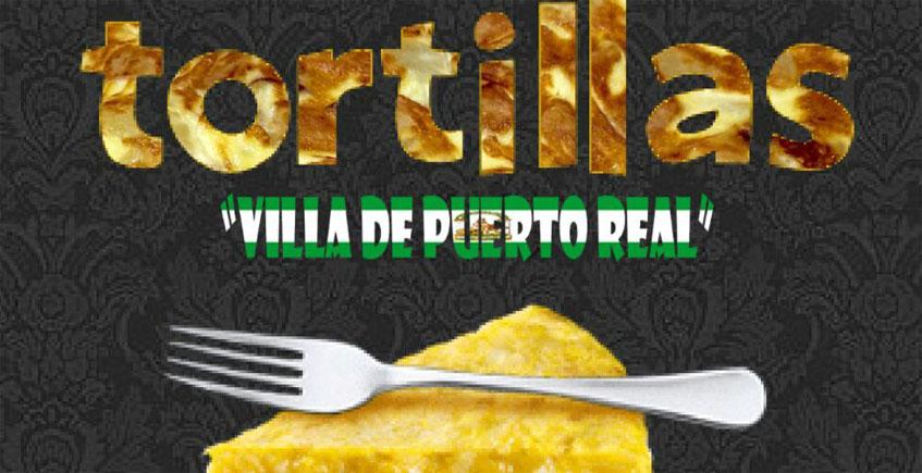 Viernes 10 de marzo: Primer concurso de tortillas Villa de Puerto Real