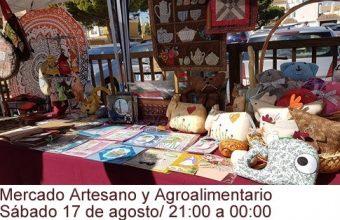Mercado artesano y agroalimentario en Los Toruños