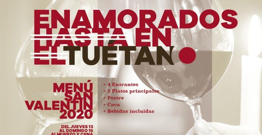 Menú de San Valentín en Tuétano de Jerez