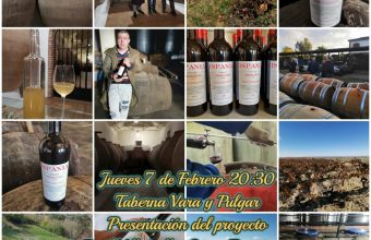 7 de febrero. Sanlúcar. Presentación de los vinos y el proyecto Ispania Emplazamientos