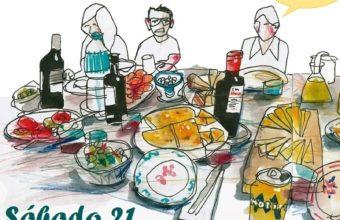 Convivencia vegana y vegetariana en El Adoquín (suspendida)