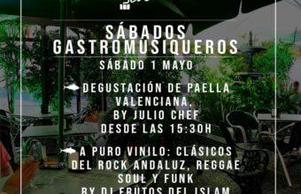 """Sábado """"gastromusiquero"""" en Tasca Talaván de Rota"""