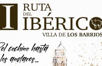 I Ruta del Ibérico Villa de Los Barrios