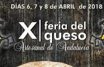 6 al 8 de abril. Villaluenga. X Feria del Queso.