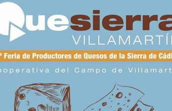 27 de abril a 1 de mayo de 2018. Villamartín. Feria de productores de quesos Quesierra