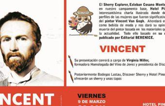 9 de marzo. El Puerto. Charla 'Van Gogh: Amor, absenta y muerte' de los Sherry Explorers