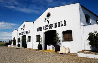 Cata de la bodega Ximénez Spínola en Jerez