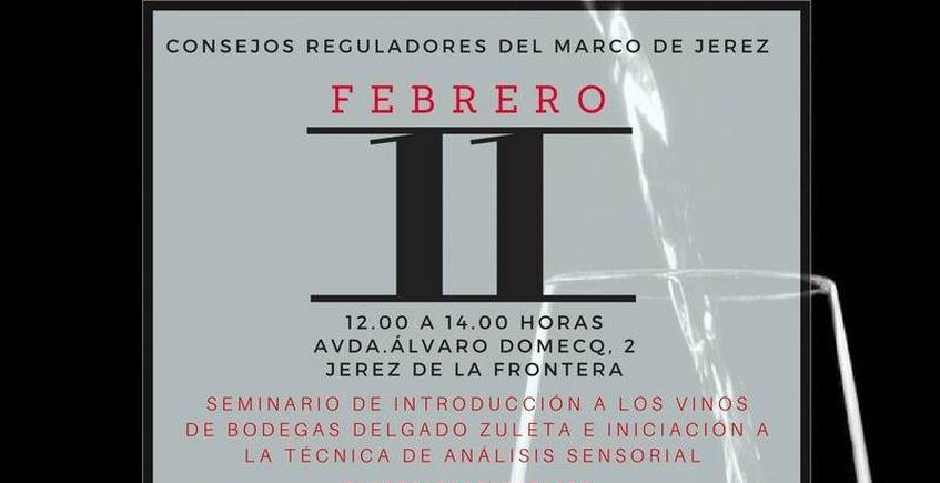 11 Febrero. Jerez. Introducción a los vinos