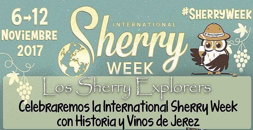 Del 6 al 12 de noviembre. Jerez. Recorrido por la historia y los vinos de Jerez