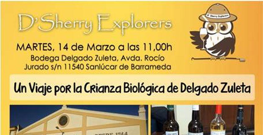 14 de marzo. Sanlúcar. Visita a Delgado Zuleta