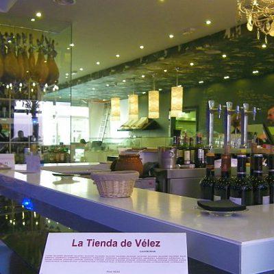 La tienda de Vélez
