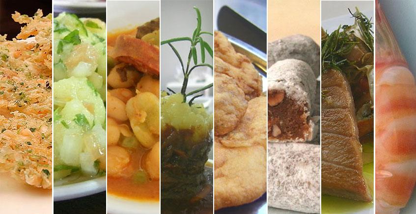 Recetas típicas de Cádiz