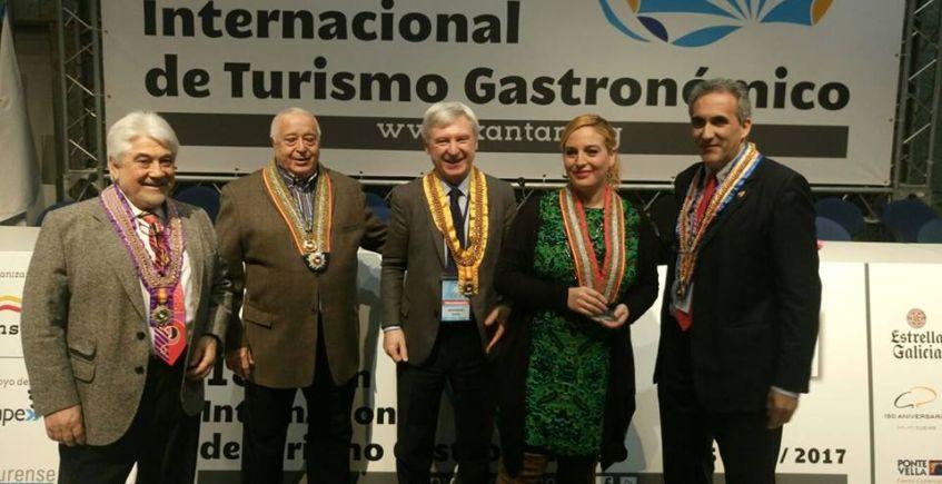 El Copo recibe dos premios en Galicia