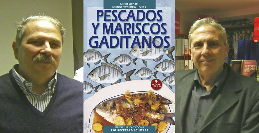 """Sale a la venta la tercera edición del libro """"Pescados y Mariscos Gaditanos"""""""