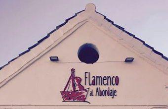 Flamenco al abordaje