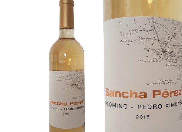 Nuevo vino blanco de Sancha Pérez