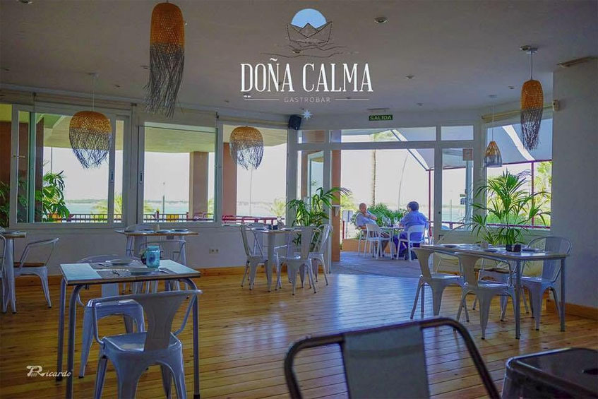 Imagen interior de Doña Calma. Foto: Cedida por el establecimiento