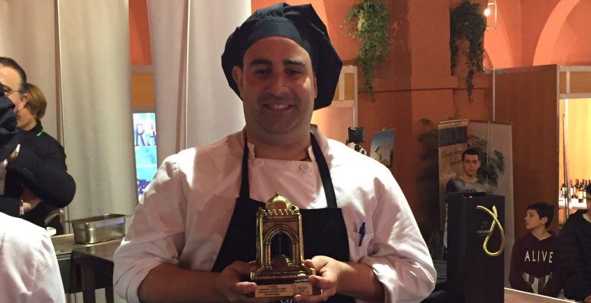 Gonzalo Galán gana el primer premio de Jóvenes Chefs