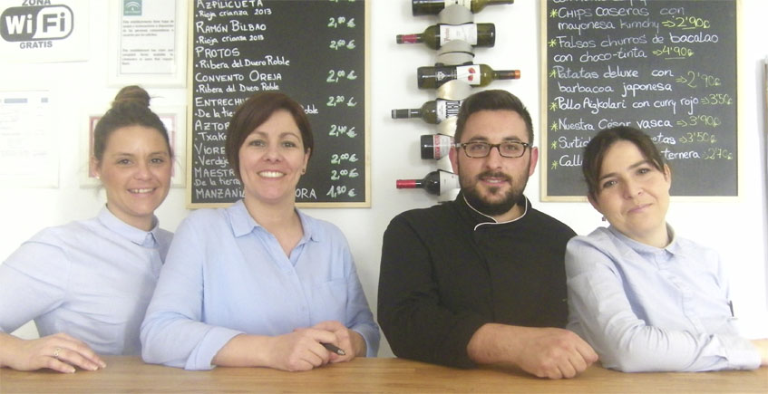 La cocina vasco andaluza revive en San Fernando