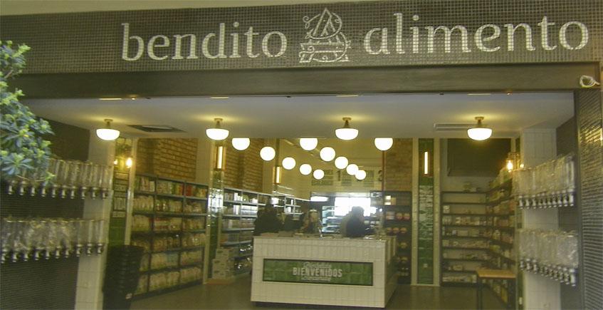 Bendito Alimento, primer supermercado de productos ecológicos en la bahía de Cádiz
