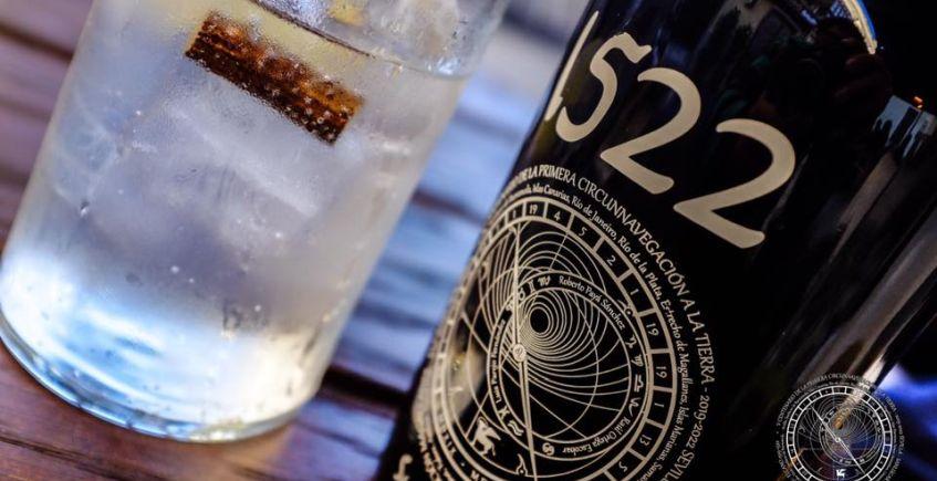 1522, la ginebra sanluqueña de la vuelta al mundo