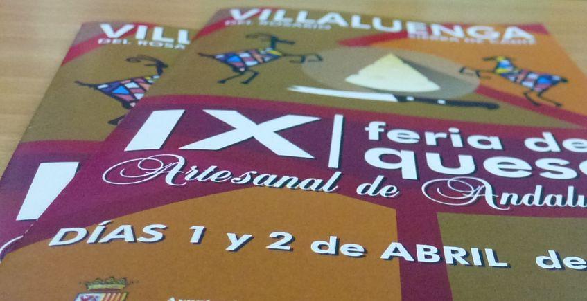 Baja colectiva de ocho de las 30 queseras de la Feria de Villaluenga