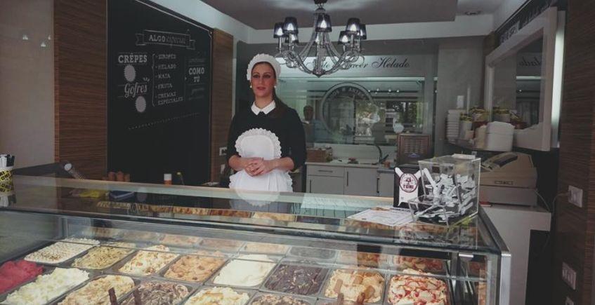 Helados Toni abre un nuevo local con productos personalizados