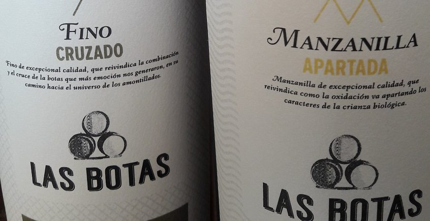 Cuatro vinos nacidos de 25 botas y dos años de búsqueda