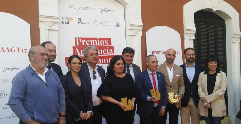 La Academia Andaluza de Gastronomía entrega sus premios anuales