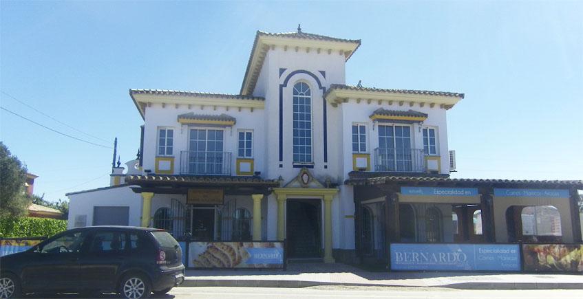 Reabre en Chiclana el famoso restaurante Casa Bernardo de la carretera de La Barrosa
