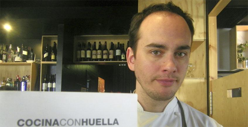 El cocinero Israel Ramos abrirá un restaurante gastronómico en la plaza Aladro de Jerez.