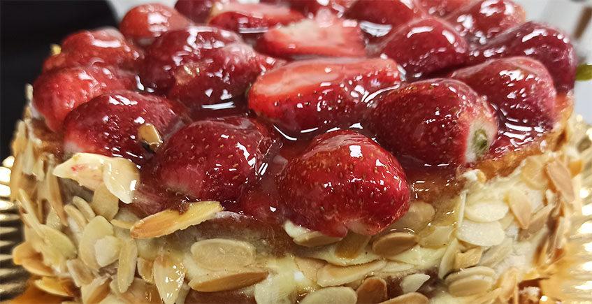 Tarta fresas