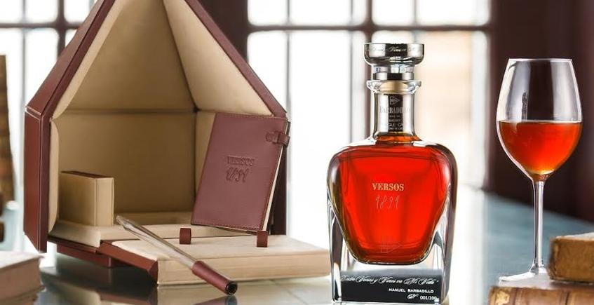 Barbadillo Versos 1891, premiado en los Best Awards 2017