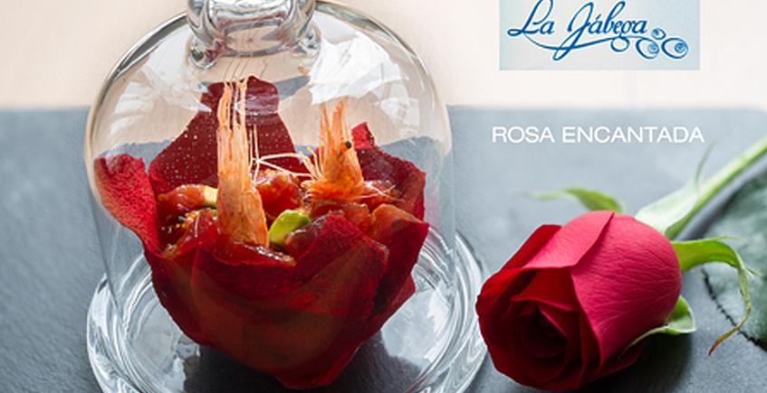 La Rosa Encantada de La Jábega. Tercer premio del jurado profesional