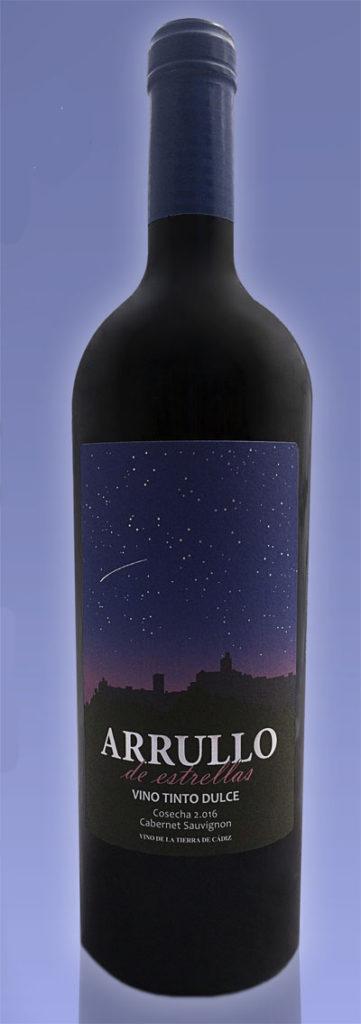 Arrullo de estrellas, el nuevo vino de Páez Morilla.