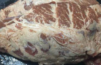 Carne de cerdo gallego