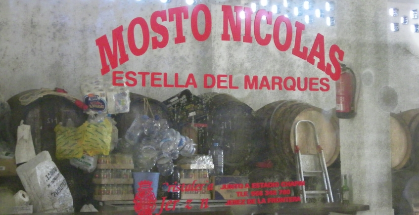 Mosto Nicolás