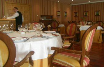 Restaurante El Abaco del Hotel Sherry Park