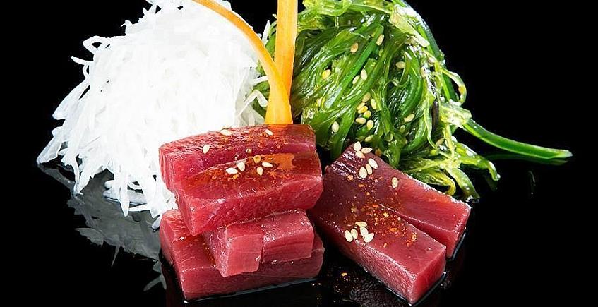 Un menú para comerse el atún de arriba a abajo