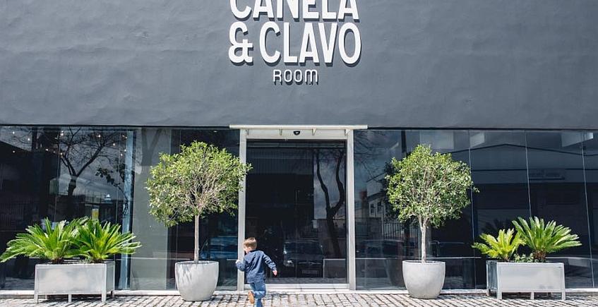 El menú 'digital' de Canela & Clavo de Jerez