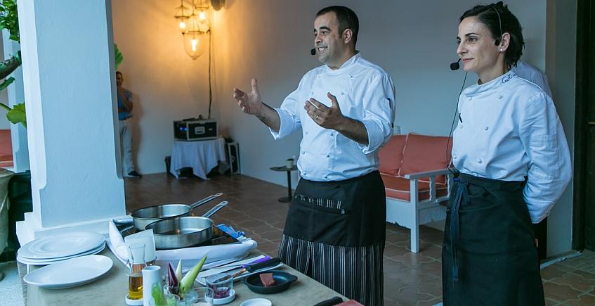Un cocinero de la escuela de Adrià para dar un giro a La Reserva