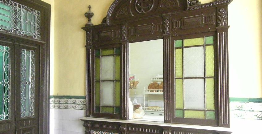 Panadería Pedro Bazán de la calle Caldereros