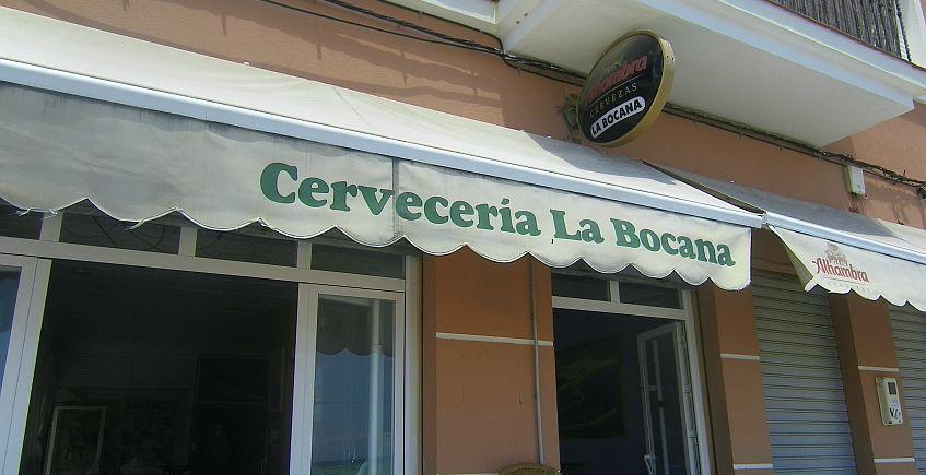 Cervecería Restaurante La Bocana