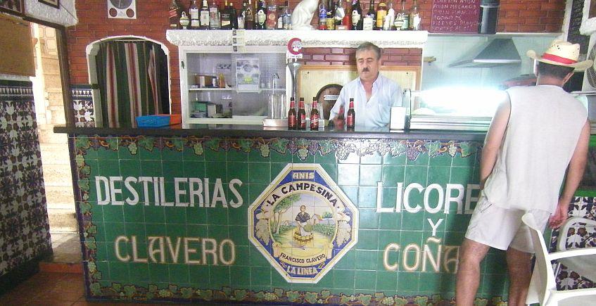 La Taberna de Abelardo o Bar de Presenta