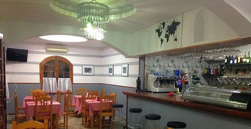 Los platos internacionales del restaurante La Embajada de Jerez
