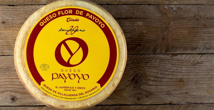 Queso Payoyo de Villaluenga celebra sus 20 años de historia con el lanzamiento de un queso de autor