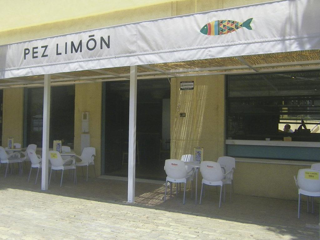 Vista exterior del establecimiento. Foto: Cosasdecome